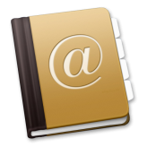 Backup Address Book on MAC