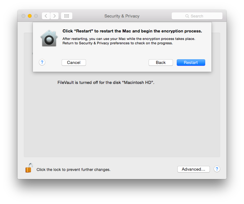 Mac FileVault 2 03